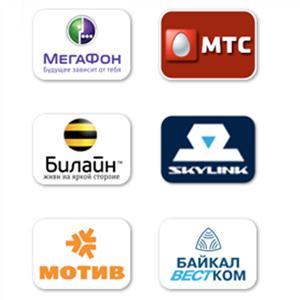 Операторы сотовой связи Цаган-Амана