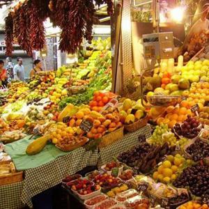 Рынки Цаган-Амана