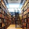 Библиотеки в Цаган-Амане