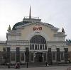 Железнодорожные вокзалы в Цаган-Амане