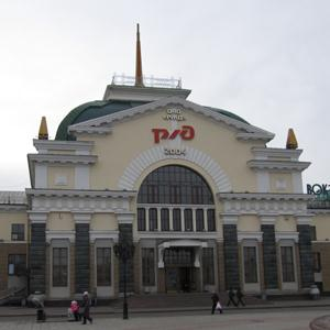 Железнодорожные вокзалы Цаган-Амана
